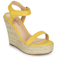 Shoes Women Sandals Moony Mood MARTA Yellow