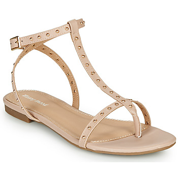Shoes Women Sandals Moony Mood MARIELLE Beige