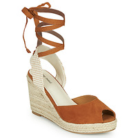 Shoes Women Sandals Moony Mood MONICCA Camel