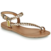 Shoes Women Sandals Les Tropéziennes par M Belarbi HIDEA Gold