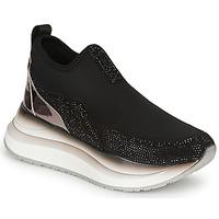 Shoes Women Low top trainers Café Noir  Black