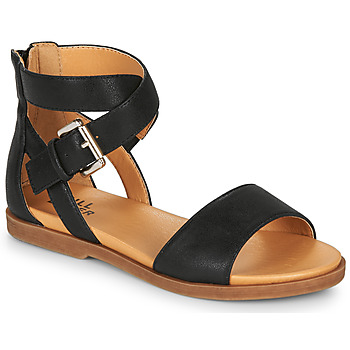 Shoes Girl Sandals Bullboxer MELISSA Black