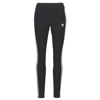 material Women leggings adidas Originals 3 STR TIGHT Black