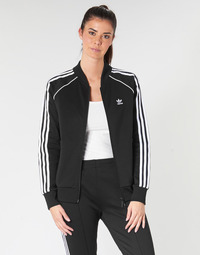 material Women Jackets adidas Originals SS TT Black