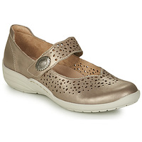 Shoes Women Ballerinas Remonte Dorndorf NATALITE Gold