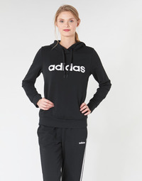 material Women sweaters adidas Performance E LIN OH HD Black