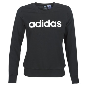 material Women sweaters adidas Performance E LIN SWEAT Black