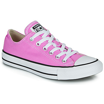 Shoes Women High top trainers Converse Chuck Taylor All Star Seasonal Color Pink