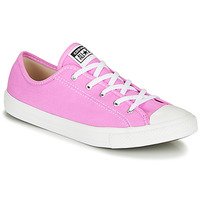 Shoes Women Low top trainers Converse Chuck Taylor All Star Dainty Seasonal Color Pink