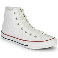 Shoes Girl High top trainers Converse CHUCK TAYLOR ALL STAR LITTLE MISS CHUCK White