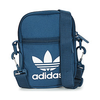 Bags Pouches / Clutches adidas Originals FEST BAG TREF Blue / Marine / Night