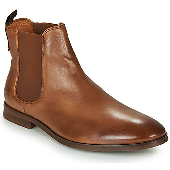 Shoes Men Mid boots Kost CONNOR 40 Camel