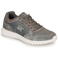 Shoes Men Low top trainers Lumberjack YURI Grey