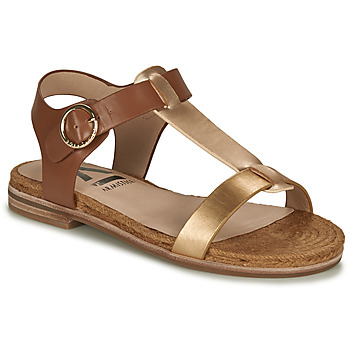 Shoes Women Sandals Armistice RIO SUNSET Brown / Gold