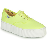 Shoes Women Low top trainers Victoria DOBLE FLUO Yellow