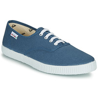 Shoes Low top trainers Victoria INGLESA LONA Blue