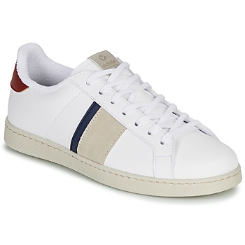 Shoes Men Low top trainers Victoria TENIS BANDA White