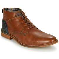 Shoes Men Mid boots Bullboxer THEO Brown