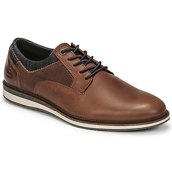Shoes Men Derby shoes Bullboxer THOMAS Brown