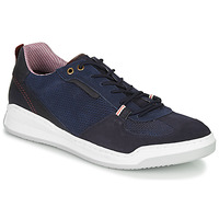 Shoes Men Low top trainers Bullboxer TESSA Blue