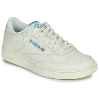 Shoes Low top trainers Reebok Classic CLUB C 85 MU Beige