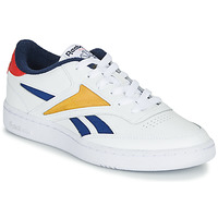 Shoes Low top trainers Reebok Classic CLUB C REVENGE MARK White / Blue