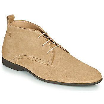 Shoes Men Mid boots Carlington EONARD Beige