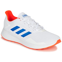 Shoes Men Running shoes adidas Performance DURAMO 9 White / Blue