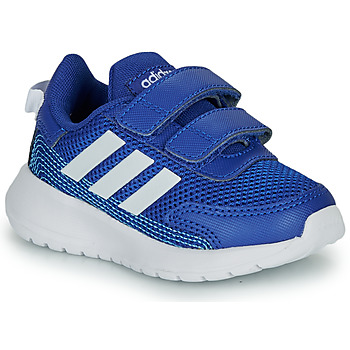 Shoes Boy Low top trainers adidas Performance TENSAUR RUN I Blue / White