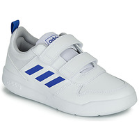 Shoes Boy Low top trainers adidas Performance TENSAUR C White / Blue