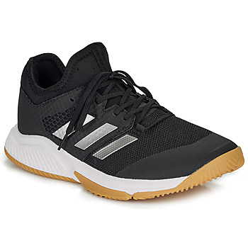 Shoes Men Indoor sports trainers adidas Performance COURT TEAM BOUNCE M Black / White