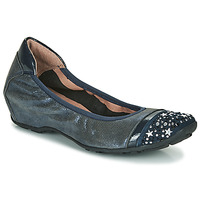 Shoes Women Ballerinas Mam'Zelle FETE Blue