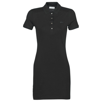 material Women Short Dresses Lacoste GAIL Black