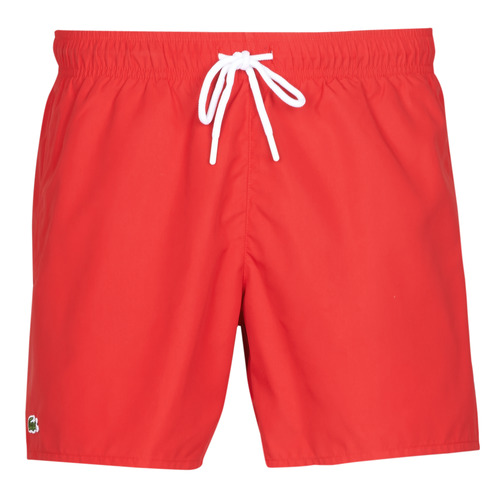 material Men Trunks / Swim shorts Lacoste JEANNAH Red