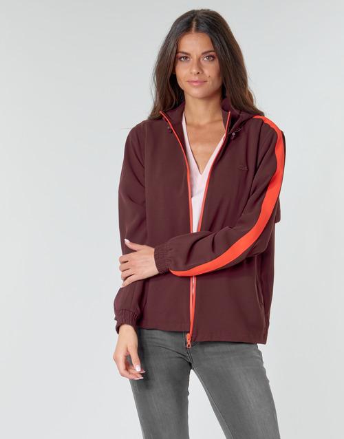 material Women sweaters Lacoste AMINA Bordeaux