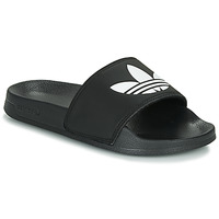 Shoes Tap-dancing adidas Originals ADILETTE LITE Black