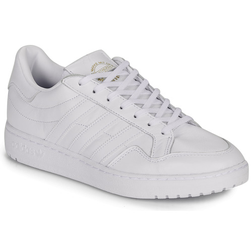 revisione Deluso Vertice  adidas Originals MODERN 80 EUR COURT White - Fast delivery | Spartoo Europe  ! - Shoes Low top trainers 79,95 €