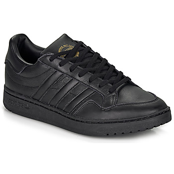Shoes Men Low top trainers adidas Originals MODERN 80 EUR COURT Black
