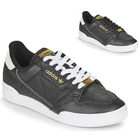 Shoes Women Low top trainers adidas Originals CONTINENTAL 80 Black