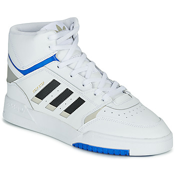 Shoes Men High top trainers adidas Originals DROP STEP White / Black / Blue