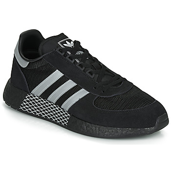 Shoes Low top trainers adidas Originals MARATHON TECH Black / White