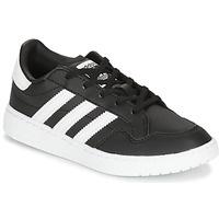 Shoes Children Low top trainers adidas Originals Novice C Black / White