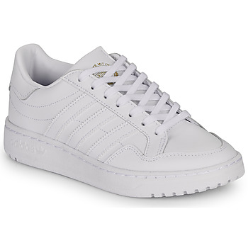 Shoes Children Low top trainers adidas Originals Novice J White