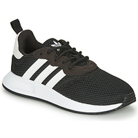 Shoes Children Low top trainers adidas Originals X_PLR 2 C Black / White