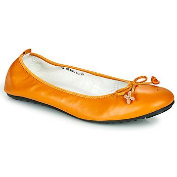 Shoes Women Ballerinas Mac Douglas ELIANE Ocre tan