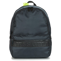 Bags Men Rucksacks Guess DAN BACKPACK Blue