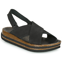 Shoes Women Sandals Think ZEGA Black