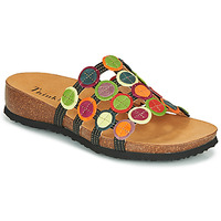 Shoes Women Sandals Think JULIA Yellow / Red / Green