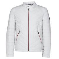 material Men Duffel coats Guess SUPER FITTED JKT TRAVEL White