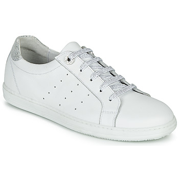 Shoes Women Low top trainers Myma MOLISSA White / Silver